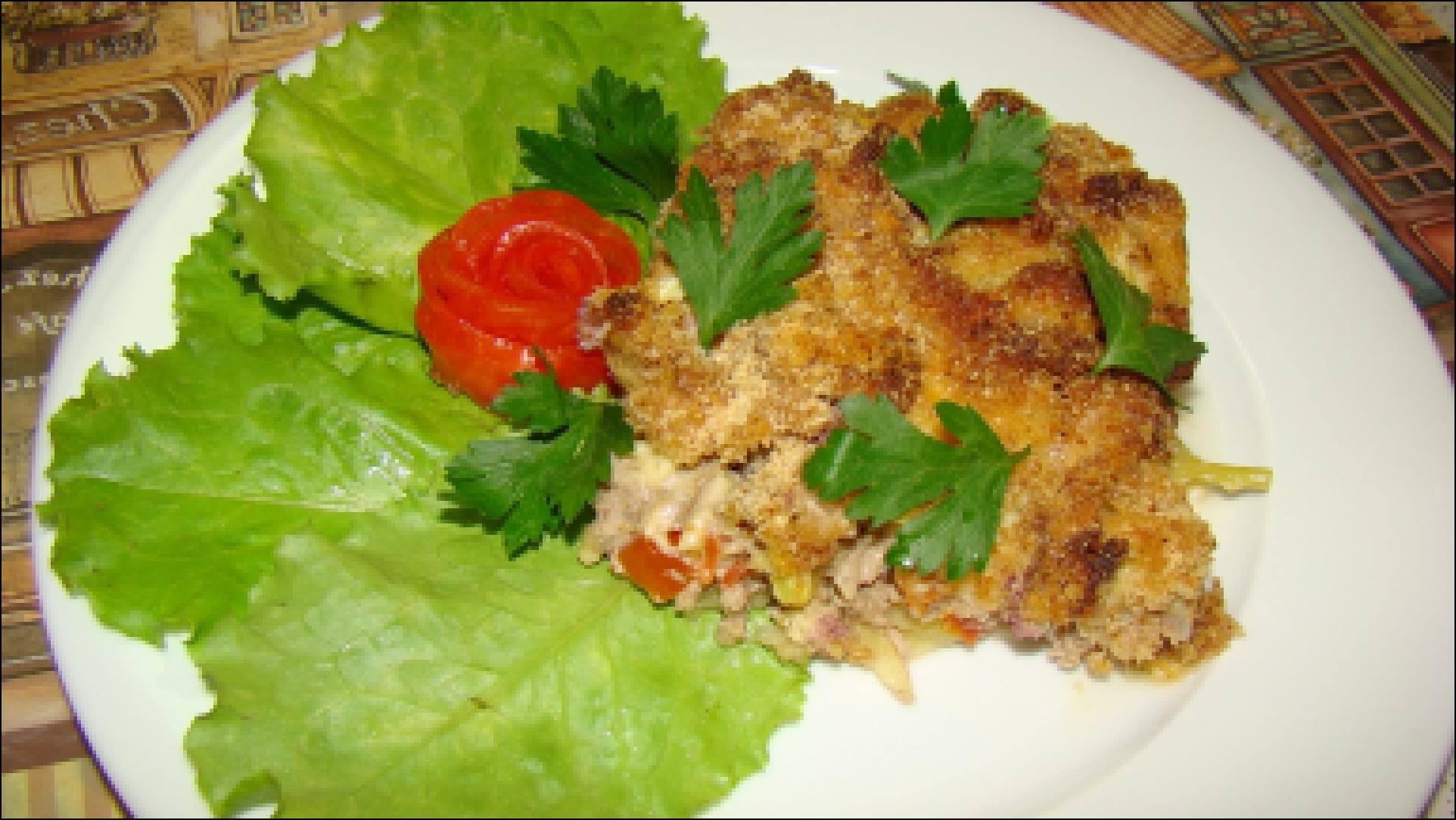 рецепты из капусты вкусные и простые в духовке