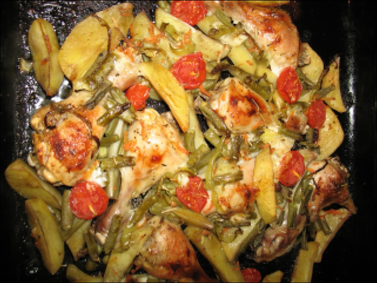 вторые блюда с тестом рецепты с фото
